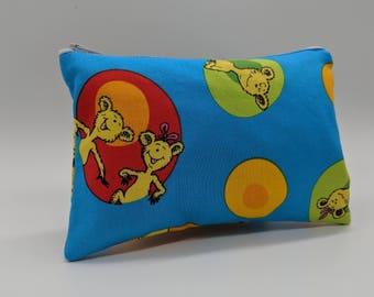 Dr Seuss handmade toiletries bag-small