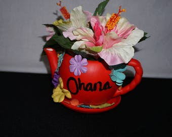 Lilo and Stitch Inspired Teapot