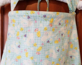 Easter Nursing Coverup (Breastfeeding blanket)