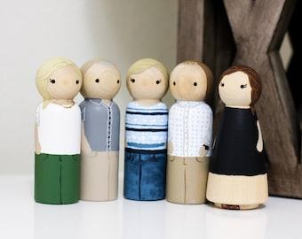 Custom Peg Doll