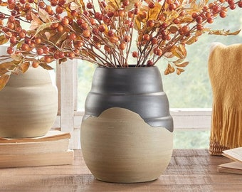Lima Vase - Round