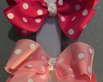 simple boutique bows