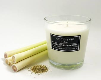 Hand poured scented soy wax candle. Each candle contains 100% soy wax, cotton wicks and the highest quality fragrances.