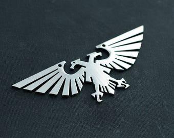 Aquila stainless steel pendant