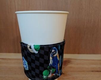 Mario Kart Coffee Sleeve