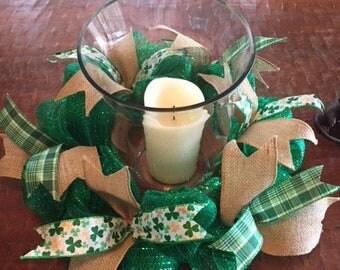 St. Patricks Centerpiece