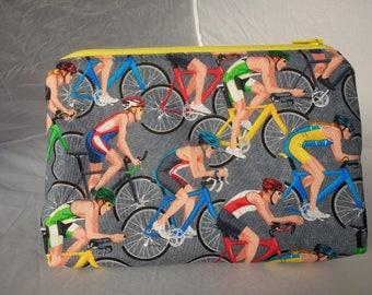 Cycling, Tour de France Zip Pouch
