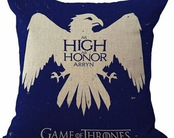Game of Thrones - Arryn Cushion Cover (As High As Honor)