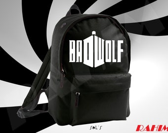 Bad wolf , Backpack
