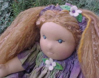 Waldorf Doll 14 - 15 Inch Custom