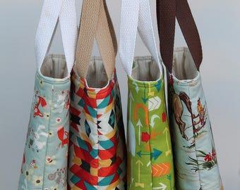 Kid tote bag, Green canvas, Scripture bag, bible, Beach, pool, library bag, diaper bag, Dance bag, preschool, Book bag, Toddler bag, arrows