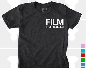 Film - Boys & Girls Unisex TShirt