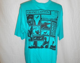 Grand Canyon t-shirt 80s Souvenir Tourist