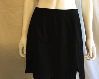 SALE 25% off SALE 90s Minimalist Black Skirt EXPRESS size 9/10