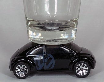 The ORIGINAL Hot Shot, Shot Glass, VW Beetle Concept 1, Matchbox