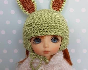 Lati/PukiFee Hat Country Bunny