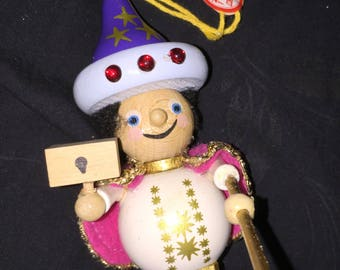 Steinbach Wood Christmas Ornament