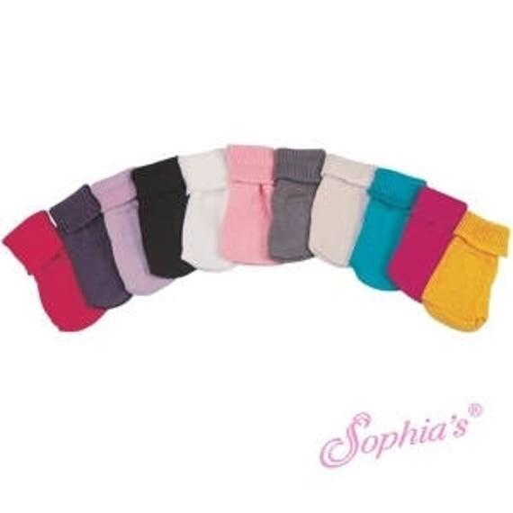 Scrunchy Socks - 18 Inch Doll Socks