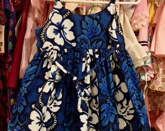 Tiki Dress Toddlers 3/4