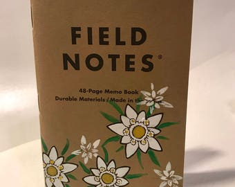 Altered Field Notes - Edelweiss