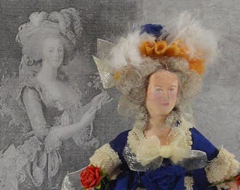 Marie Antoinette Queen of France French Royalty Collectible Figure