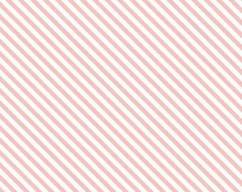 EXTRA15 20% OFF Riley Blake Designs Sweet Orchard Stripe Pink