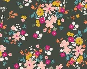 Blooming Soul Laurel Fabric