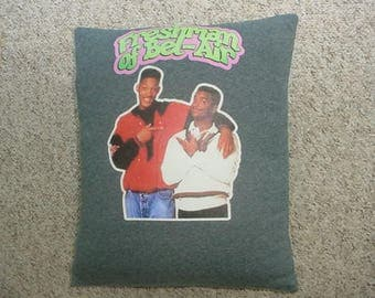 Fresh Prince of Belair Will Smith Freshman of Belair class of 2018 pillow
