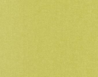 Essex Linen Fabric Yarn Dyed Cotton, EO64-PICKLE Pickle, Yardage, Robert Kaufman