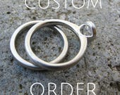 Custom wedding set