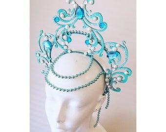Mermaid Goddesss Crown
