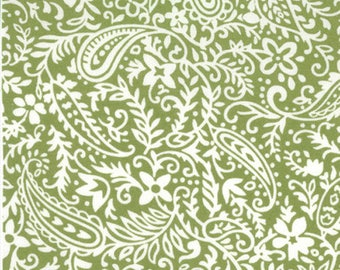Moda Fabrics Hill Country Spring Paisley 1 yard and 10""