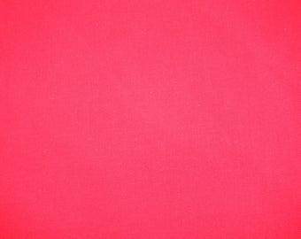 Quilt Shop Solid Cotton Fabrics in Lavender, Green, Orange, Purple, Red