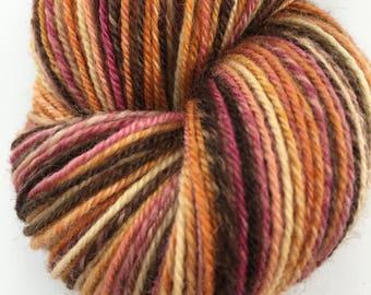 Handspun Yarn Sock Yarn 'Mochi' SW BFL 380 yds nply