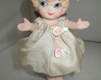 artist made porcelian doll