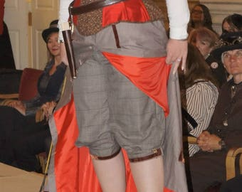 """READY TO SHIP Steampunk Bloomers, Ladies Adventuring Bloomers, UK16, Waist 94cm/37"""""""