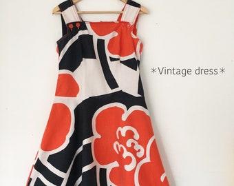 vintage dress finnish design