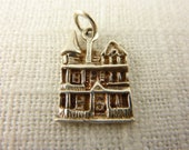 Vintage Sterling Victorian Style House Charm