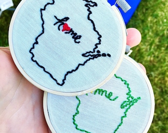 Home State Embroideries
