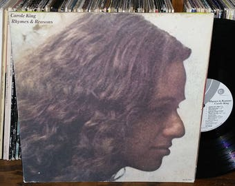 Carole King Rhymes & Reasons Vintage Vinyl Record