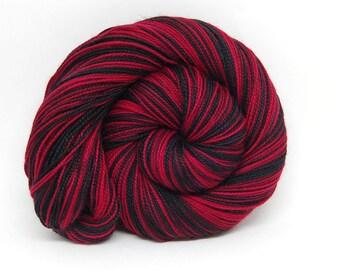 """Acoustic Sock Yarn - """"Helena"""" - Handpainted Superwash Merino - 400 Yards"""