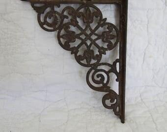 Antique Cast Iron Bracket