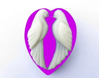Love Birds Soap