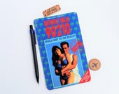 Beverly Hills 90210, Up-cycled paperback book postcard