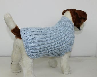 40% OFF SALE Madmonkeyknits - Simple Fishermans Rib Dog Coat knitting pattern pdf download - Instant Digital File pdf knitting pattern