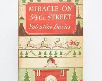Miracle on 34th Street by Valentine Davies