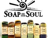 Custom Felted Soaps