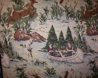 Tapestry Fabric HUGH CLOSEOUT SALE