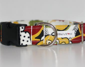 PBJ World Custom Collar...Kapow!