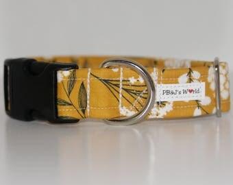 PBJ World Custom Collar...Aura Lea